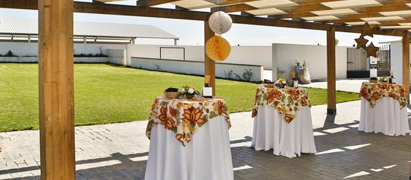 Salón de Celebraciones | La Fábrica Espartinas